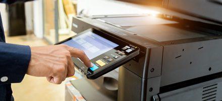 Multifuncionais e impressoras